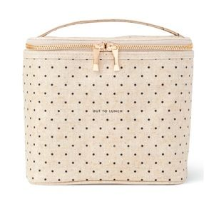 """Brand new Kate Spade """"Out to Lunch"""" Lunch bag"""